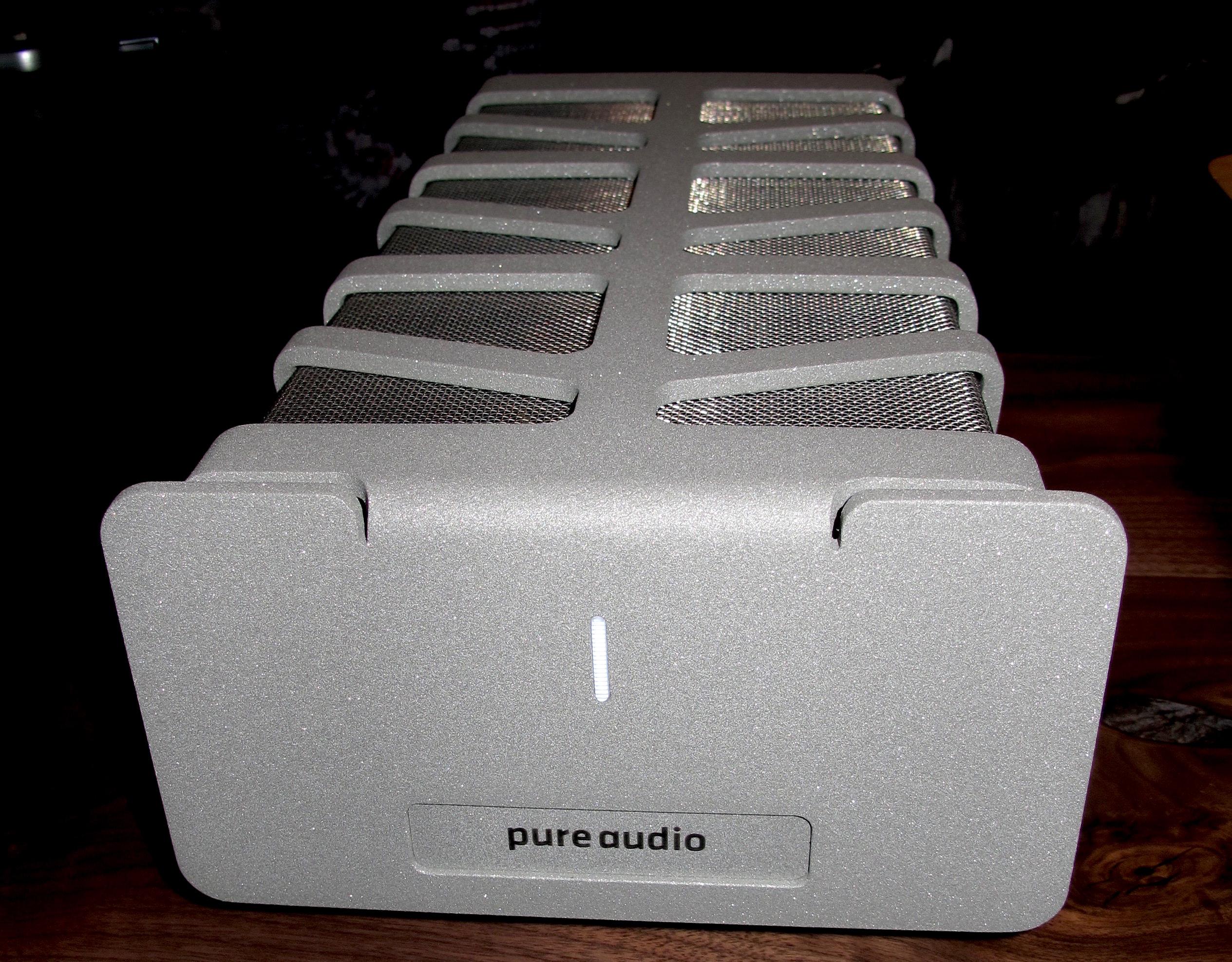 pure audio