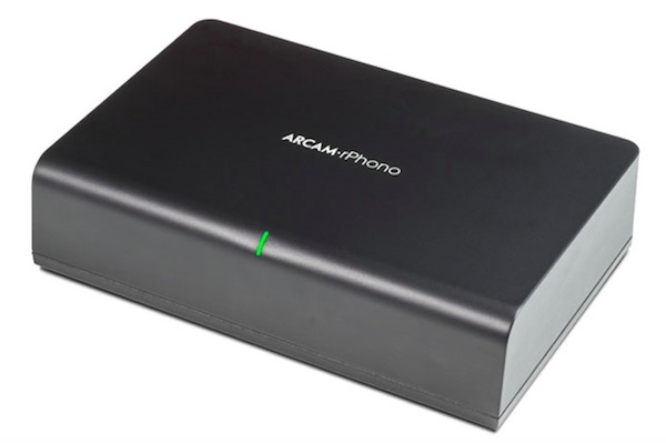 Arcam's Surprising rPhono Offers Up to 82dB Gain, Rumble Filter and Variable MC Loading