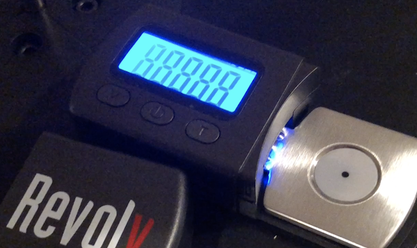 Revolv Turntable Stylus Gauge