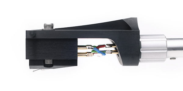 A Clamp On Solution For The Denon 103 S Too Flimsy Mounting Arrangement Analog Planet