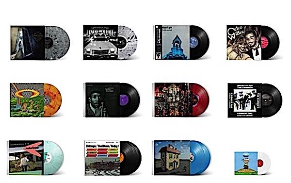 Craft Recordings Announces Record Store Day Dozen Exclusives