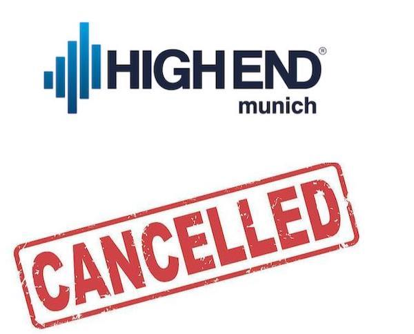HIGH END Munich 2021 Postponed Until May 2022, Show Covid19 Victim