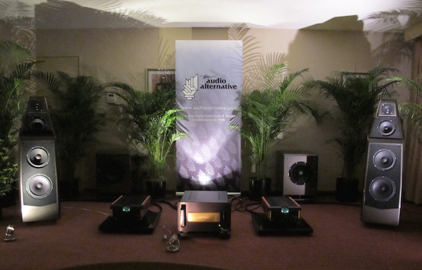 At RMAF 2015 Dan D'Agostino Launches New State of the Art Phono