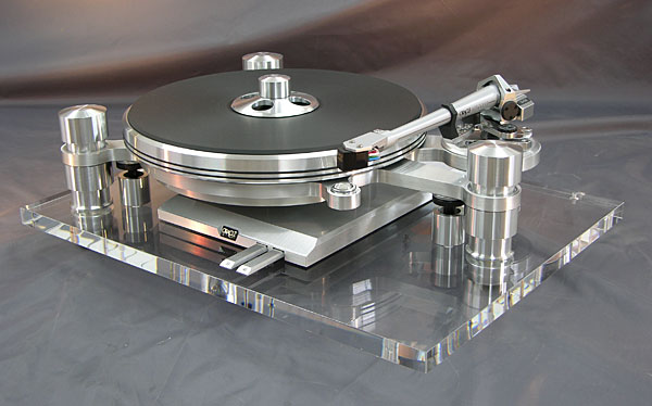 Delicieux Oracle Delphi Mk.VI Turntable