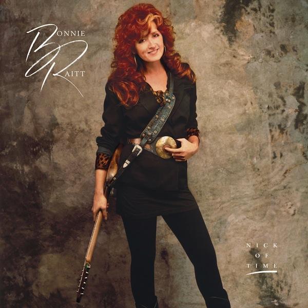 Bonnie Raitt S Nick Of Time Getting Aaa Vinyl Reissue