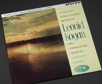 Kogan's Spectacular 1960 Tchaikovsky Violin Concerto Reissued By