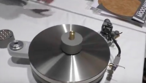 Audio Research Demos New Reference Phono 3 Phono