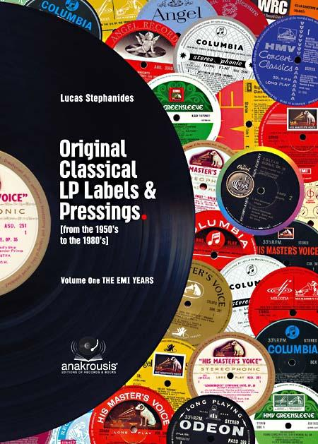 Original Classical LP Labels & Pressings [From the 1950's to the