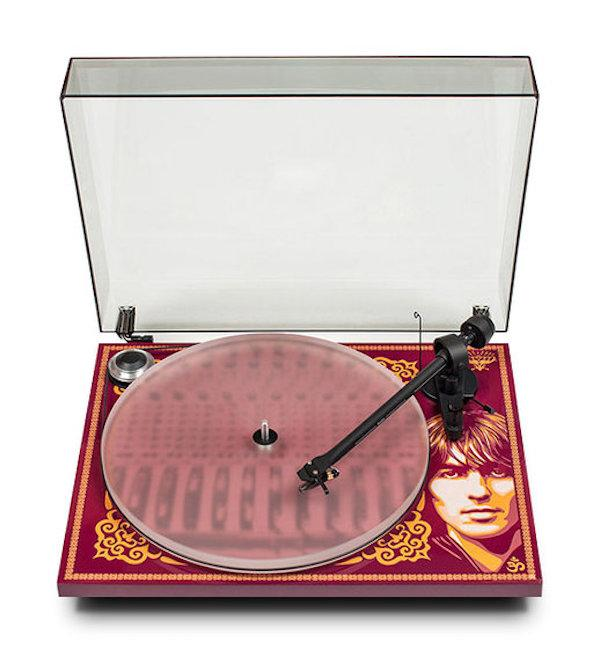 """George Harrison"" Pro-Ject Turntable Announced, Limited to 500 For America"