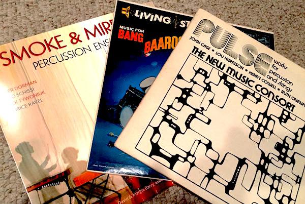 Three Percussion Records You Should Own