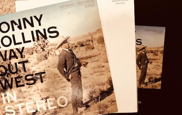 "Sonny Rollins ""Way Out West"" In Deluxe Box Set From Concord"