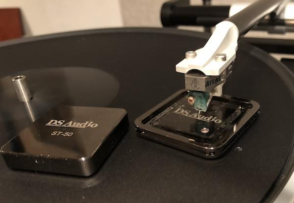 "DS Audio's ST-50 Stylus Cleaner Adds Elegance to ""Drop In"" Stylus Cleaning"