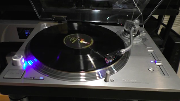 Technics SL-1200G Versus Continuum Caliburn And SAT Arm--File Identities Revealed