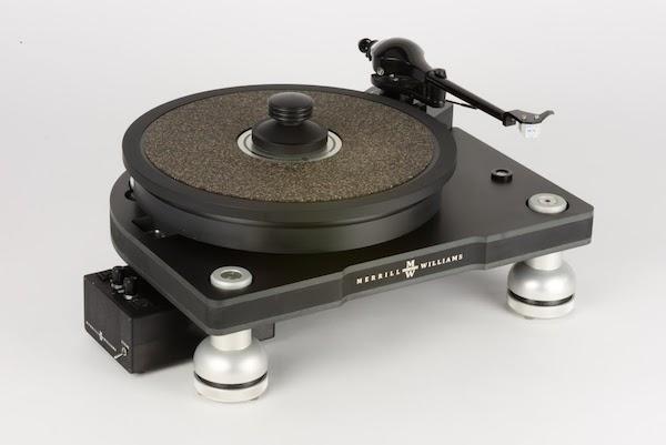 Merrill-Williams Audio Announces The R.E.A.L. 101.3 Turntable