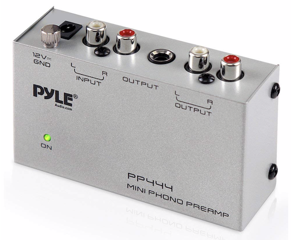 This $19 Pyle Phono Preamp Is Anything But Crap | Analog Planet
