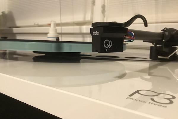 Malachi's First MC Cartridge: Ortofon's Quintet Black S