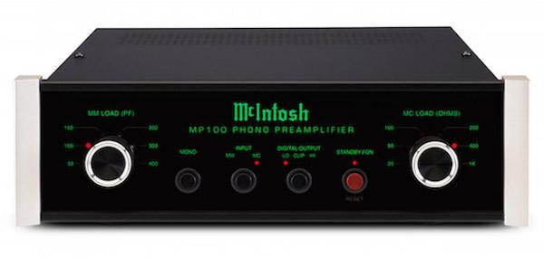 68 Years Later, McIntosh Launches Its First Stand-Alone Phono Preamplifier