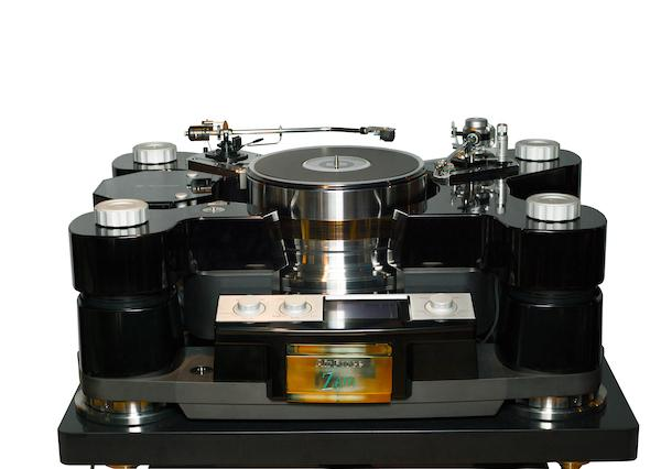 Air Force Zero Turntable Debuts: If You Have to Ask Price, You Can