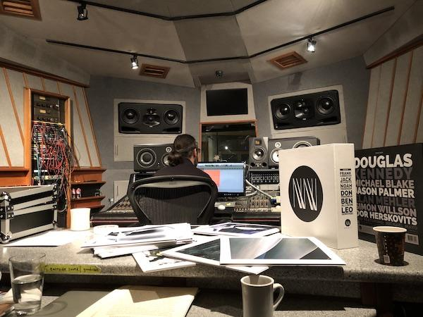 Newvelle Records Hosts Special Attended Recording Session At EastSide Sound Studios
