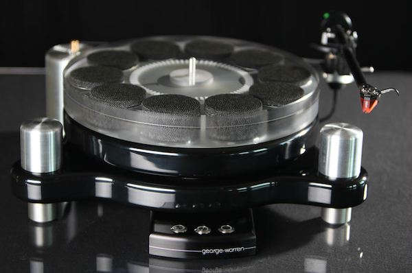 The George-Warren Turntable—Well-Made, Sensibly Engineered