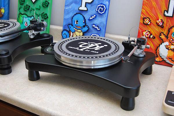 VPI Launches New Prime Scout Turntable