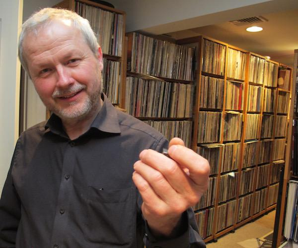 Ortofon's Leif Johannsen Stopped By Today