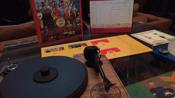 """Giles Martin Talks About His New 50th Anniversary """"Sgt. Pepper's Lonely Hearts Club Band"""" Stereo Remix"""