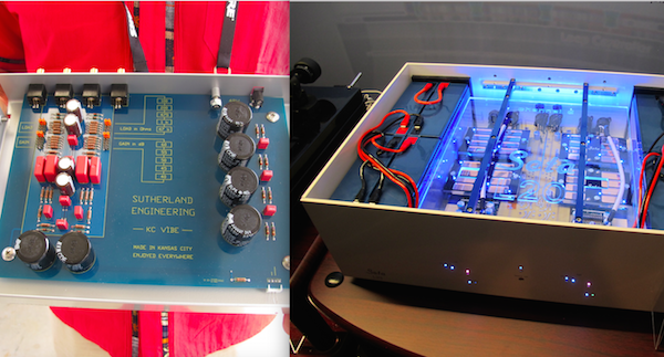 At AXPONA 2017 Two Phono Preamp Designers Show Their Newest Designs