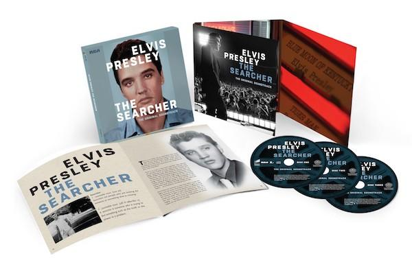 Elvis Presley HBO Documentary Gets RCA/Legacy 2 LP and 3 CD Deluxe Box Release