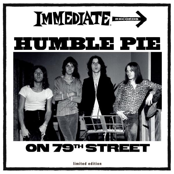 """Secret"" Humble Pie Long Player For Record Store Day 2018 (No Longer Secret)"