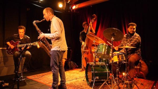 Saxophonist Jerome Sabbagh Shares With AnalogPlanet Readers Two Tracks From Upcoming AAA Album