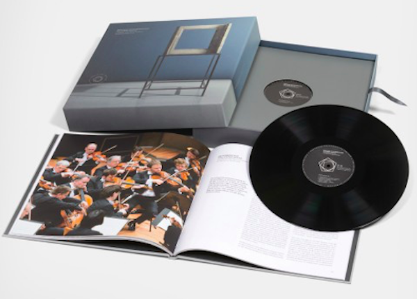 "Berlin Philharmonic Records Releases ""One Point Microphone"" Simon Rattle Vinyl Beethoven Cycle"