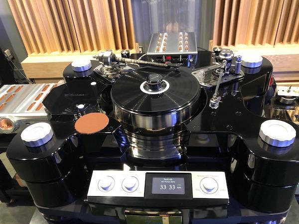 TechDAS Air Force Zero Debut at Audio Salon—First Impressions Stun Listeners