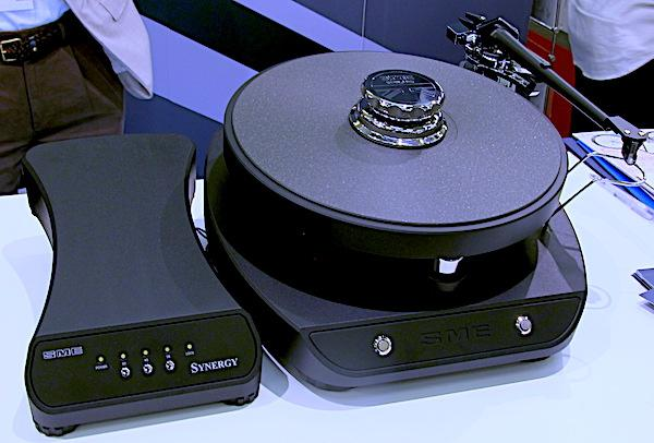 """SME Debuts New Integrated """"Synergy"""" Turntable At High End Munich"""