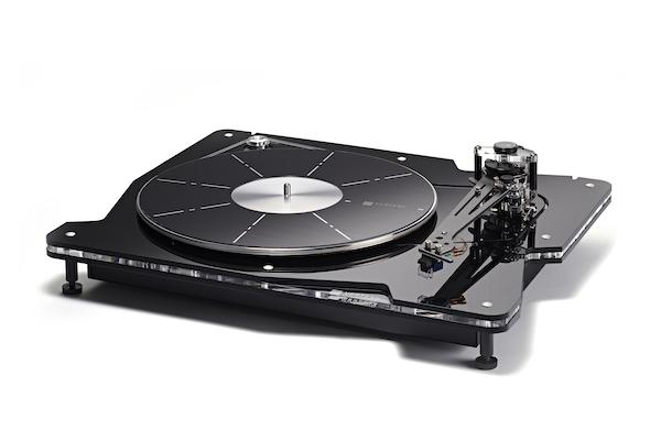 Veteran Turntable Designer Touraj Moghaddam Introduces The Dynamic Groove Record Player