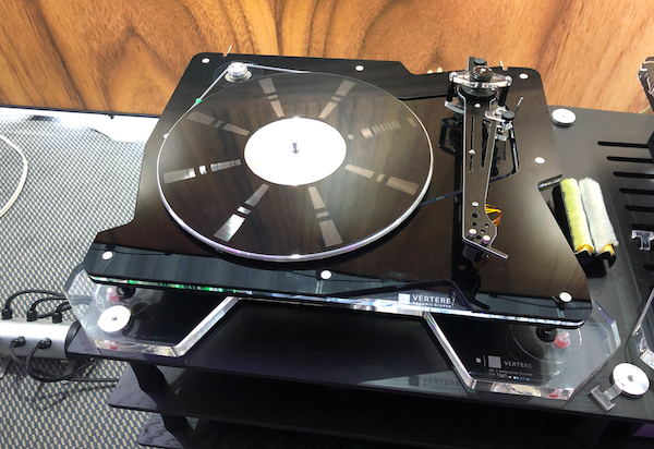 Turntables and More at High End Munich 2019