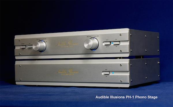 At Thai International High End 2017 News of New Audible Illusions Phono Preamplifier
