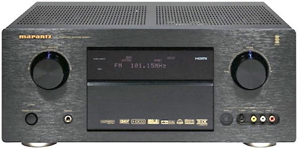 The 9 Year old Marantz SR8001 7 1 A/V Receiver Gets Better
