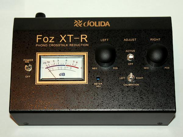 Jolida's Foz XT-R Crosstalk Reduction Device