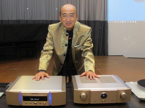 Marantz Celebrando los 40 años de la mano de Ken Ishiwata