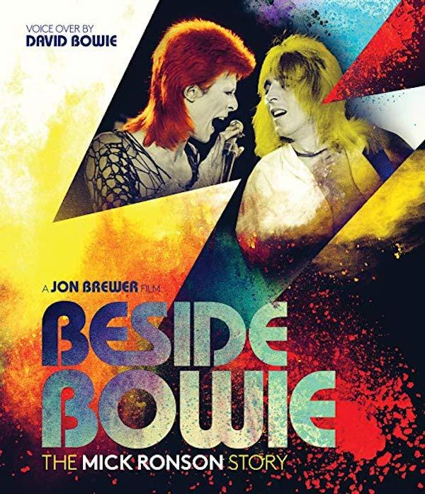 """Beside Bowie-The Mick Ronson Story"" Is a Flawed But Essential Documentary For Every Bowie and Mick Ronson Fan"