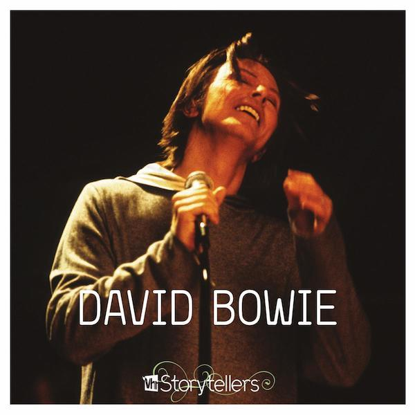 David Bowie VH1 Storytellers Limited Edition 2 LP Set Drops October 11th