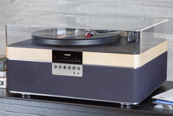 "+Audio Announces The + Record Player ""Kickstarter Edition"""