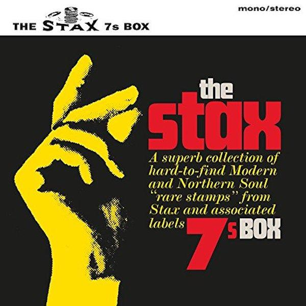 "STAX Celebrates 60 Years With Limited Edition 7"" Singles Box Set"