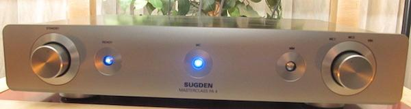Sugden PA-4 MM/MC Phono Preamp Imported By Tone Audio