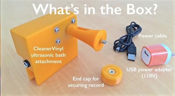 CleanerVinyl Is a Less Costly Ultrasonic Record Cleaning Alternative
