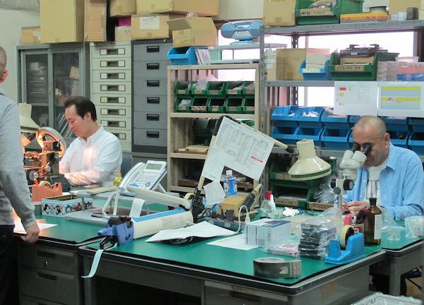 AnalogPlanet Visits Hana Cartridge Manufacturer Excel Sound Corporation