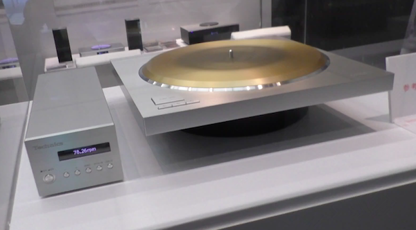 Talking Technics SP-10R With CTO/Chief Engineer Tetsuya (Tony) Itani