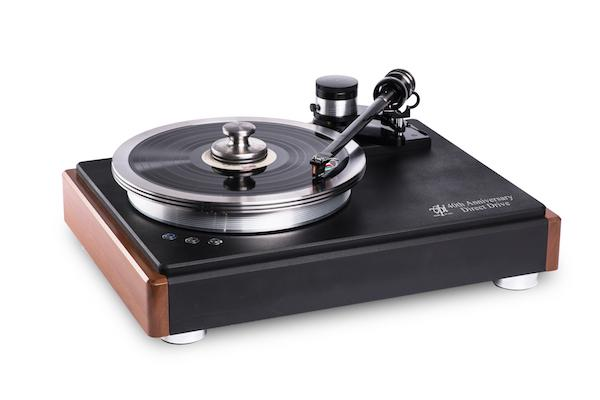 VPI Debuts New $15,000 HW-40 Direct Drive Turntable
