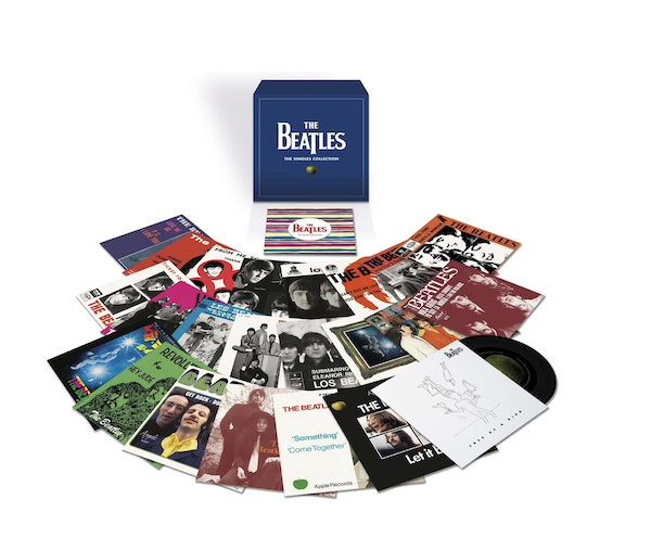"""The Beatles Announce New Limited Edition All-Analog 7"""" Vinyl Singles Box With a Twist"""